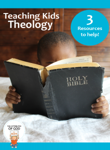 Teaching Kids Theology