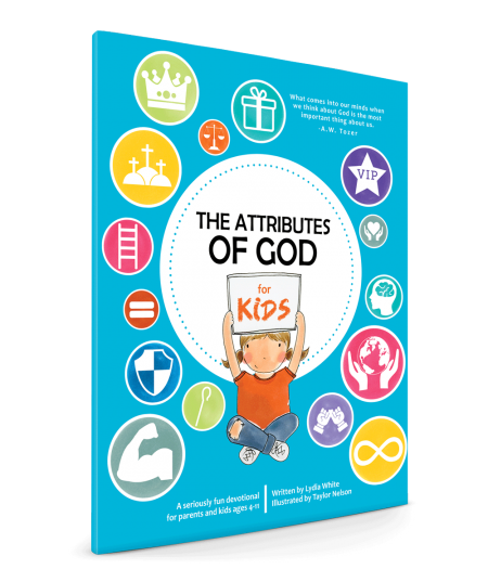 The Attributes of God for Kids book