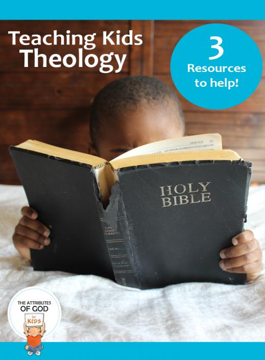 Teaching Kids Theology