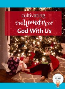 Wonder of God With Us